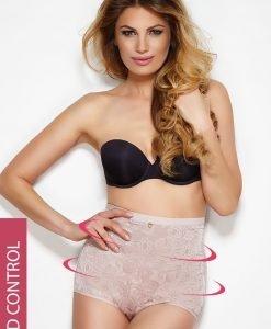Chilot Glossy cu efect modelator - Lenjerie pentru femei - Efect modelator in zona abdomenului