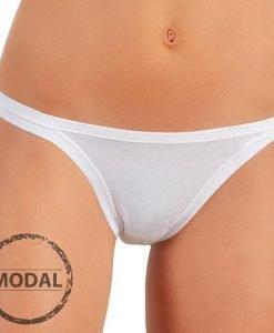 Chilot brazilian 507 cu modal - Lenjerie pentru femei - Chiloti