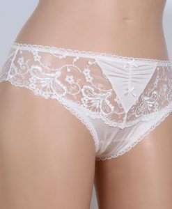 Chilot brazilian Monica Ecru - OUTLET - Chiloti si tanga - Outlet