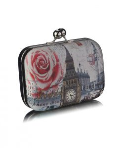 Clutch Bleumarin London - Genti -