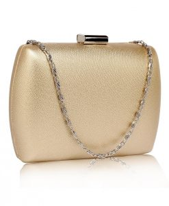 Clutch Cindy Auriu - Genti -