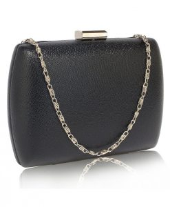 Clutch Cindy Neagra - Genti -