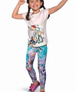 Colant colorat Bibi pentru copii - Haine si accesorii - Colanti