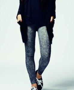 Colanti aspect jeans - Colanti - Urban Classics>Femei>Colanti