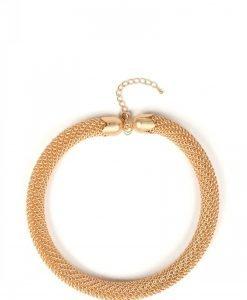 Colier auriu elegant Auriu - Accesorii - Accesorii / Coliere