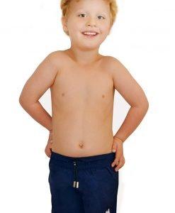 Costum de baie baietei Leonard Navy Blue - Costume de baie - Costume de baie pentru copii