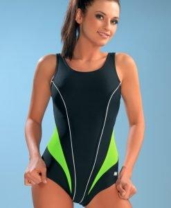 Costum de baie de dama Laila intreg - Costume de baie - Costum de baie intreg sport
