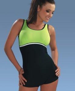 Costum de baie de dama Maryla1 intreg - Costume de baie - Costum de baie intreg sport