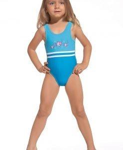 Costum de baie fetite Fish - Promotii - Promotiile saptamanii