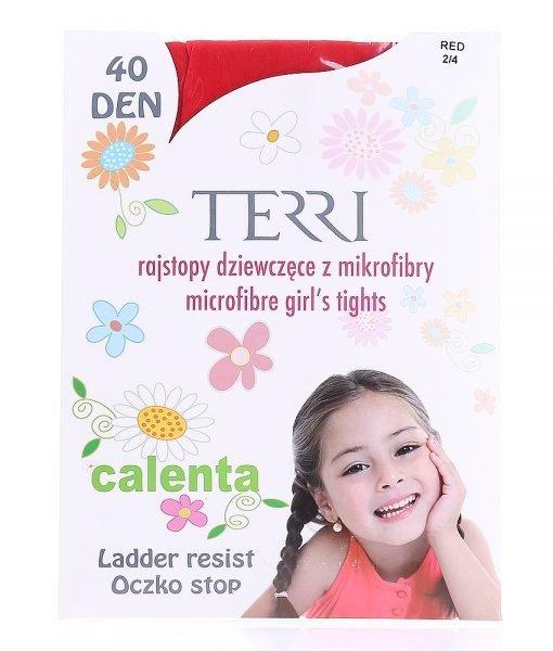 Dres copii Terri Calenta 40DEN rosu – Accesorii – Acccesorii Copii
