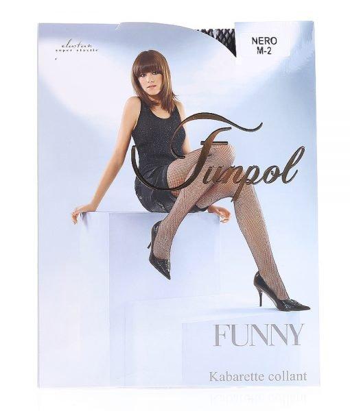 Dres dama Funpol Cabaret negru – Aксесоари – Aксесоари Дамски