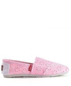Espadrile Patsy 2 roz pal - Promotii - Lichidare Stoc