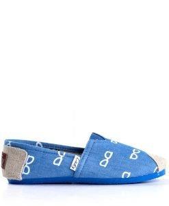 Espadrile copii Patsy 3 albastru deschis - Promotii - Lichidare Stoc