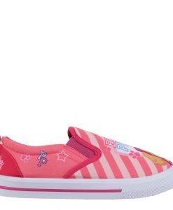 Espadrile copii Paw Patrol roz cu coral - Incaltaminte Copii - Promotii Copii