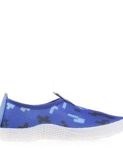 Espadrile dama Ava albastre - Incaltaminte Dama - Promotii Dama