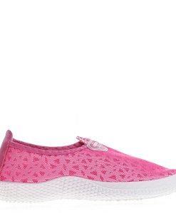 Espadrile dama Melanie roz - Incaltaminte Dama - Espadrile Dama
