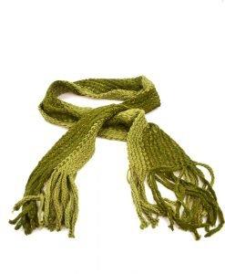 Fular dama 7143 verde - Promotii - Lichidare Stoc