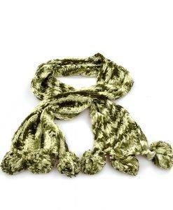 Fular dama 7146 verde - Promotii - Lichidare Stoc