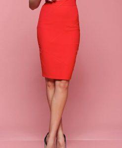 Fusta LaDonna Modesty Red - Fuste -