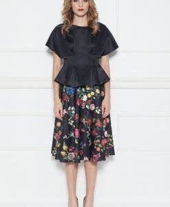 Fusta clos cu print floral Print - Imbracaminte - Imbracaminte / Fuste