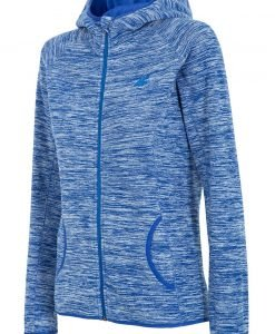 Hanorac sport de dama Blue material fleece - Haine si accesorii - Hanorace jachete