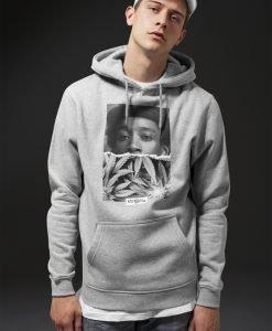 Hanorace hip hop barbati Wiz Khalifa Half Face - Hanorace cu trupe - Mister Tee>Trupe>Hanorace cu trupe