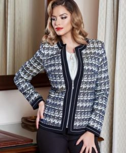 Jacheta LaDonna Office Diva Brown - Geci -