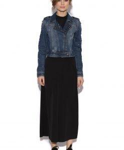 Jacheta din denim cu tinte Albastru - Imbracaminte - Imbracaminte / Jachete si cardigane / Jachete