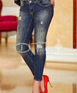 Jeans Blue Sofia - Haine - Blugi/Pantaloni