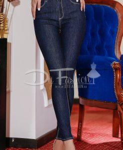Jeans Dark Blue Irina - Haine - Blugi/Pantaloni