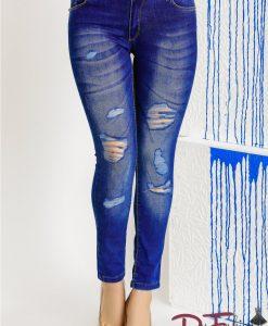 Jeans Dark Blue Simplist - Haine - Blugi/Pantaloni