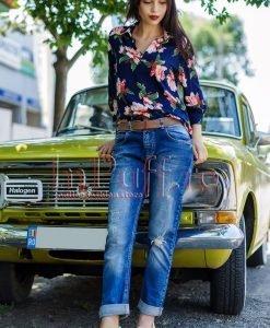 Jeans boyfriend - BLUGI -