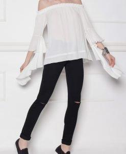 Jeans skinny negru Negru - Imbracaminte - Imbracaminte / Pantaloni