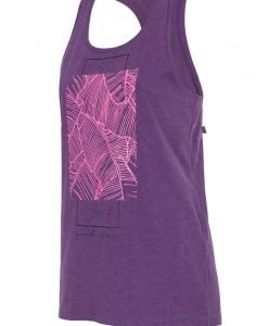Maiou sport dama 4F Purple - Haine si accesorii - Trcouri maiouri