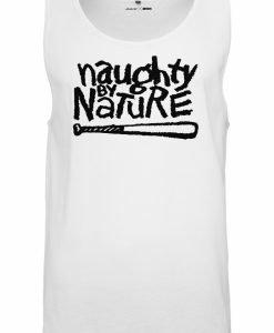 Maiouri bumbac Naughty pentru barbati alb Mister Tee - Maiouri cu trupe - Mister Tee>Trupe>Maiouri cu trupe