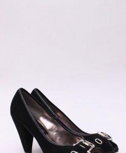 PANTOFI EXPA 252-2 Negru - Incaltaminte - Incaltaminte / Pantofi cu toc