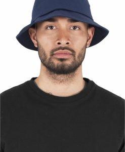 Palarie vara bumbac Flexfit Twill Bucket Hat barbati bleumarin - Palarii Bucket - Flexfit>Palarii Bucket