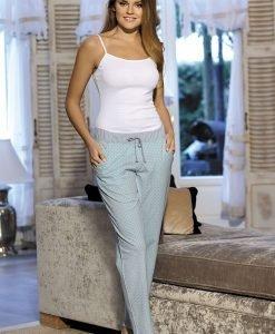 Pantalon pijama de dama Megan - Lenjerie pentru femei - Pijamale dama