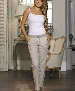Pantalon pijama de dama Stella - Lenjerie pentru femei - Pijamale dama
