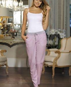 Pantalon pijama de dama Zoe - Lenjerie pentru femei - Pijamale dama