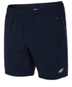 Pantalon scurt sport barbatesc 4f Strech Navy - Haine si accesorii - Pantaloni pantaloni scurti