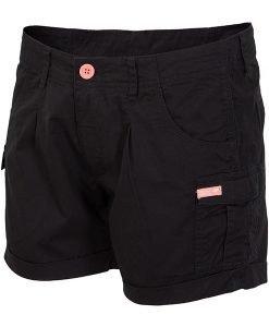 Pantalon scurt sport de dama 4f Black cotton - Haine si accesorii - Colanti  pantaloni  pantaloni scurti
