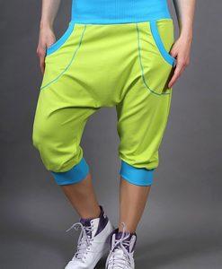 Pantalon sport Electric lemon - Haine si accesorii - Colanti  pantaloni  pantaloni scurti