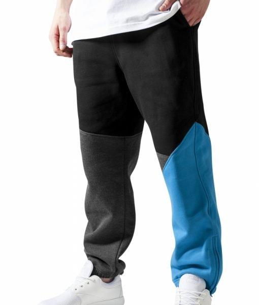 Pantalon trening zig zag – Pantaloni trening – Urban Classics>Barbati>Pantaloni trening