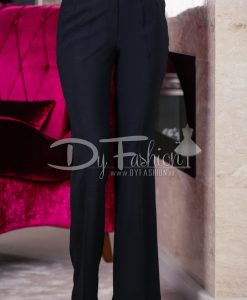 Pantaloni Black Elegancy - Haine - Blugi/Pantaloni