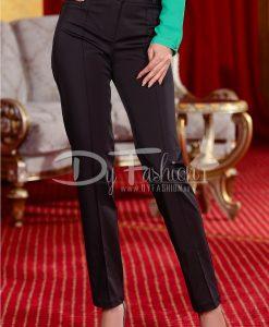 Pantaloni Black Ilia - Haine - Blugi/Pantaloni