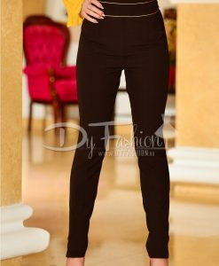 Pantaloni Black Yellow Line - Haine - Blugi/Pantaloni