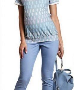 Pantaloni Candy Blue - Produse > Haine pentru gravide > Pantaloni -