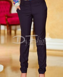 Pantaloni Enough Dark Blue - Haine - Blugi/Pantaloni