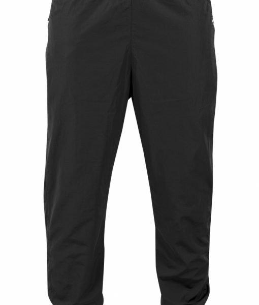Pantaloni antrenament sport nailon negru Urban Classics – Pantaloni trening – Urban Classics>Barbati>Pantaloni trening